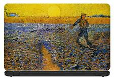 15.6 inch Van Gogh-Field With Poppies-Laptop/Vinyl Skin/Decal/Sticker/Cover-VG04