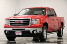 GMC Sierra 1500 SLE Crew Cab  4X4 Z71 Fire Red Truck For Sale