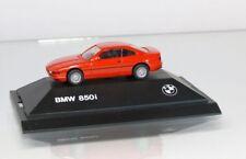 herpa H0 1:87 BMW 850i SIN Vitrina emb.orig