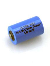 10 x batería de litio 1/2 AA 3.6V voltios LS14250 SL-750 - infinito Alarma PIR Mac