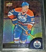 2017-18 Connor McDavid #97 Tim Hortons - Edmonton Oilers