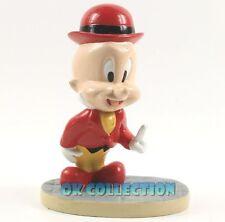 """Looney Tunes Plastic Figure ELEGANT ELMER J. FUDD TADDEO (h.4"""") - DeAgostini 48"""