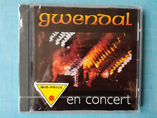 Gwendal - En concert - Odéon CD- Neuf sous cellophane