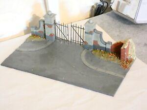 1/35 Built Diorama Base
