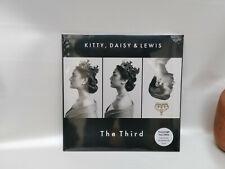 Kitty, Daisy & Lewis - The Third Vinyl- LP  Schallplatte Neu HEAVYWEIGHT EDITION