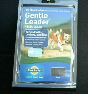 HEADCOLLAR FOR DOG GENTLE LEADER, STOP PULLING ( SMALL FIT UP TO 25 LBS ) PETSAF