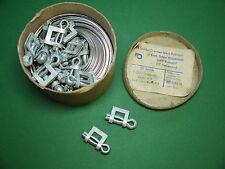25 Schlauchspanner A9 + 7,5m Band C9 DDR 9mm Schlauchband Schlauchschelle