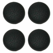 4 x nero silicone Thumb Stick Grip Cover Cap per Sony PS4 Controller analogg