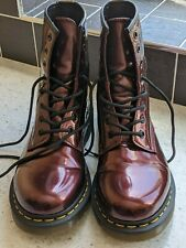 Dr Martens vegan boots. Size UK 8 (EU42)