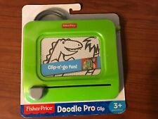 Fisher-Price DoodlePro, Clip-on