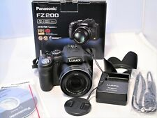 Panasonic LUMIX DMC-FZ200 12.1MP Digital Camera ( perfect )