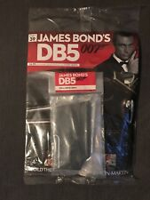 BUILD YOUR OWN JAMES BOND 007 1:8 ASTON MARTIN DB5 Part 39