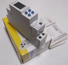 Temporizador Semanal Digital Buscador 12.71.0.024.0000 SPDT 16 A 24 V AC/DC