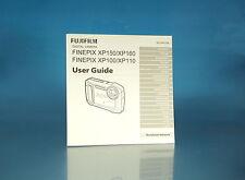 Fujifilm FINEPIX XP150/160 XP100/110 Anleitung manual mode d'emploi - (1417)