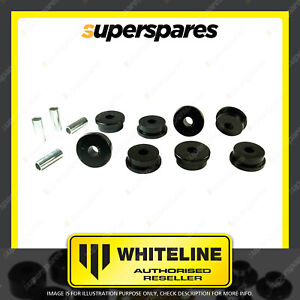 Whiteline Rear Trailing arm rear bushing for MITSUBISHI PAJERO NA NG NH NJ NK NL