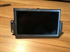 Navigationssystem Peugeot 407 Navi MMF Navigation Display 9656690780 Original