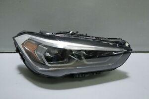2020 2021 BMW F48 X1 LCI Right Passenger Side LED Headlight Oem 63117472260