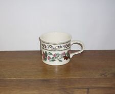 "NEW PORTMEIRION BOTANIC GARDEN VARIATIONS ""RHODODENDRON"" MEDIUM MUG"