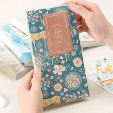 New Mini Album Photo Name Card Case For FujiFilm Instax Mini Film Fawn