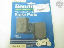 NOS Bendix Rear Brake Pads Honda 1984 VF1000R #MA73