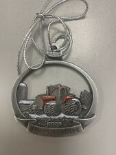 Case Ih International Harvester 2009 Christmas Ornament New Magnum 305 Limited