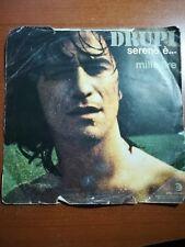 Sereno è - Drupi - 1974 - 45 giri - M