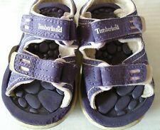 Timberland Purple Sandals Size 5 Younger Child EU 22 Boys/Girls