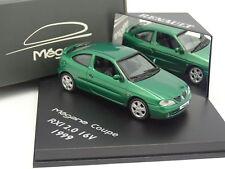 Vitesse 1/43 - Renault Megane Coupe RXI Coupe 16V 1999 Verte
