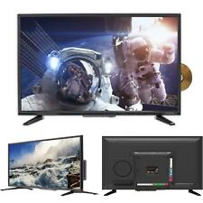 Television With DVD Player 12V CAR Power TV RV Truck  TV-DVD Combo AC/DC 32 Inc