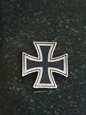 WW2 GERMAN MILITARY BADGE  LUFTWAFFE EAGLE WITH IRON CROSS MODERN REPRO