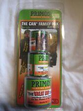 PRIMOS HUNTING CALLS THE CAN FAMILY PAK 3 DEER CALLS #713
