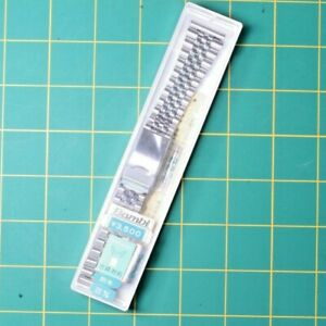 VINTAGE NOS 22MM BAMBI JUBILEE WATCH BRACELET / BAND STAINLESS STEEL