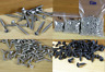 Screws For Bumper Feet / Stainless Steel / Square Drive #2 / Black / Zinc