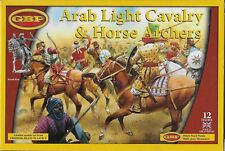 Gripping Beast Saga/Swordpoint Arab Light Cavalry 28mm plastic (12) New!