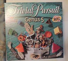 TRIVIAL PURSUIT GENUS 5 V Canadian Edition Hasbro Complete
