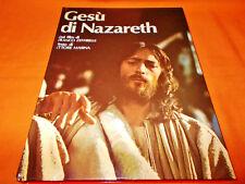 ettore masina gesù di nazareth dal film di franco zeffirelli 1977