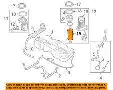 MINI OEM 04-06 Cooper-Fuel Filter 16146757196