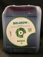 BioBizz Bio Grow - 5 Ltr. organic nutrients veg Liquid Fertilizer