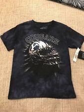 BYU Youth Football Helmet Cougars Y Tshirt Size Small Reg. $22