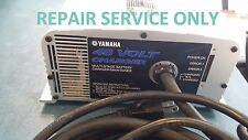 Repair Service for OEM Yamaha 48v 17A golf cart battery charger JW2-H2107-01 03