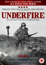 UNDERFIRE (DVD) (NEW) (RELEASED 26TH AUGUST) (FREE POST)