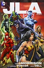 NEW - JLA: The Deluxe Edition, Vol. 2 by Morrison, Grant