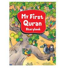 NEW MY FIRST QURAN STORYBOOK ISLAMIC CHILDREN STORIES BOOK