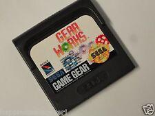 Sega Game Gear Works Video Game Sega Game Gear System