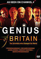 Genius of Britain DVD (2010) Richard Dawkins