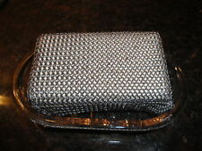 Stainless Steel Chain Mail Soap Pouch Pot Scrubber Removes Kitchen Odor