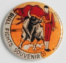 Tijuana Bullfighting FRIDGE MAGNET (2.25 inches) matador bull mexico
