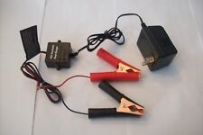 12 VOLT AUTOMATIC BATTERY FLOAT TRICKLE CHARGER ATV RV