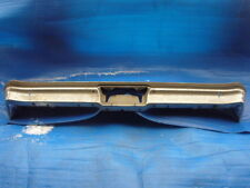 1974 1975 74 75 Chevy Station Wagon Rear Bumper Chrome Facebar w/strip 339263
