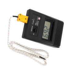 TM-902C Digital LCD K Type Thermometer Meter Single Input + Thermocouple Probe A